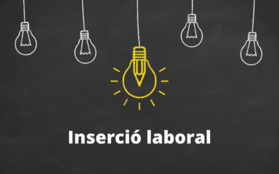 Inserció laboral amb un centre terapeútic en línea